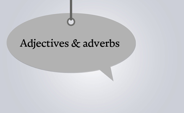 Adjektive Adverbien Spotlight Sprachmagazin