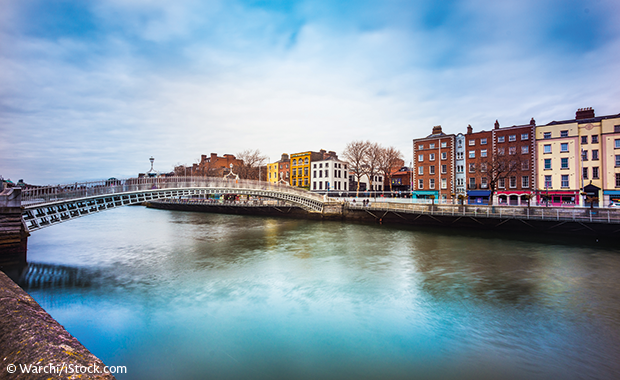 Liffey Bridge, Dublin