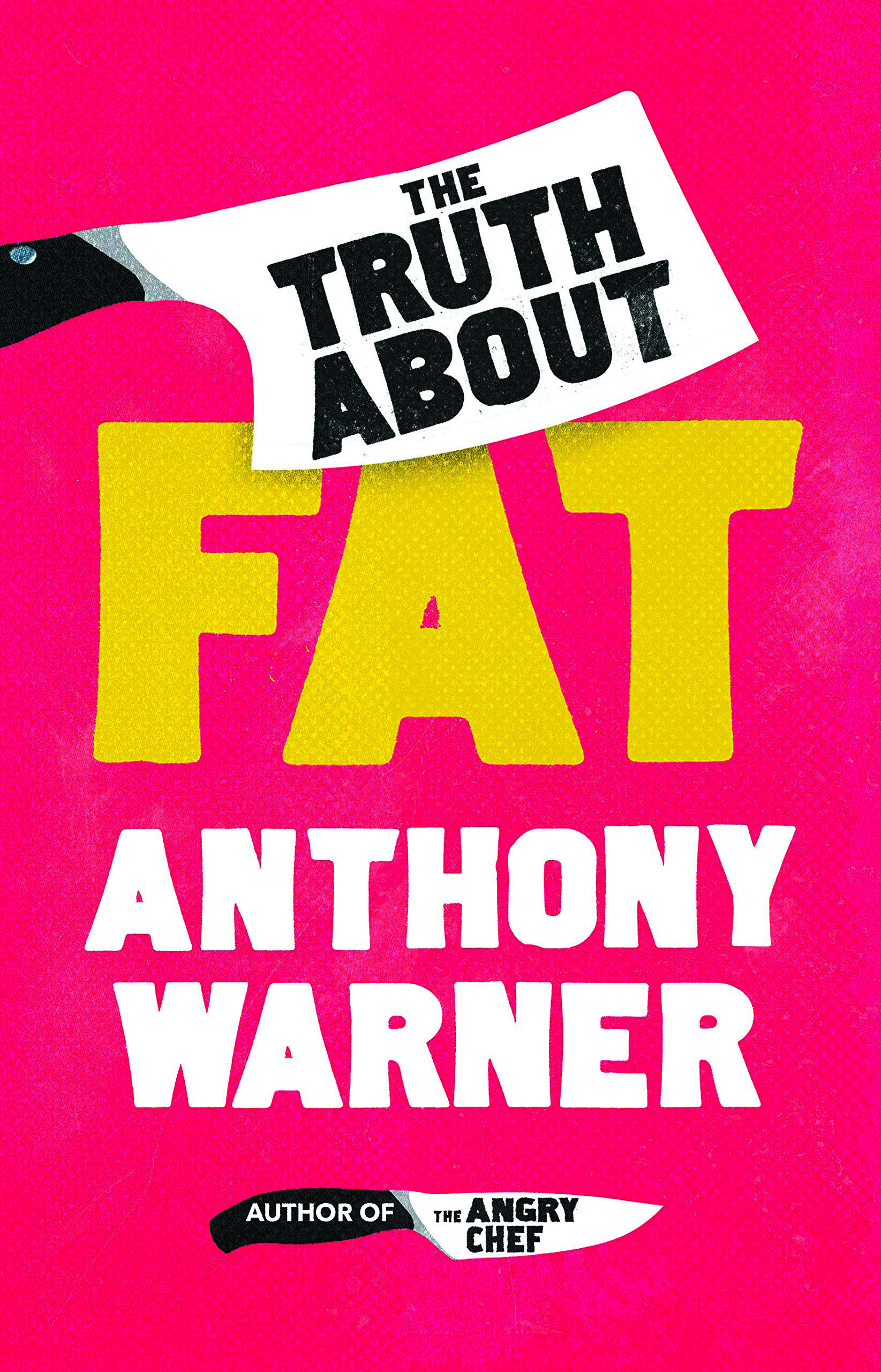 Truth about fat - book cover