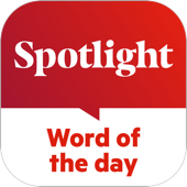 Spotlight Word of the Day App