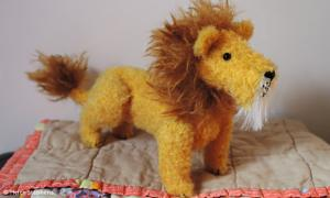 Lion toy