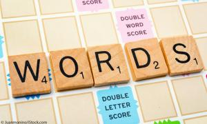 Words, false friends