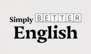 Simply better English